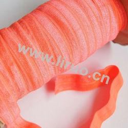"""3/4"""" nylon fold elastic strap for garment"""