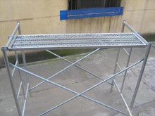 Construction Steel H Frame Scaffolding For Sale