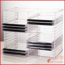 Acrylic CD DVD Storage