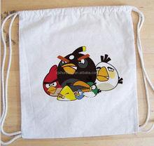 12oz cotton canvas tote bag/ lavender bags cotton bags/ luxury cotton bag