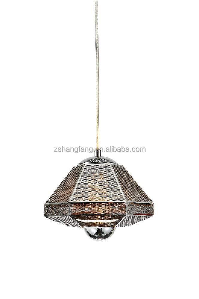 Stainless Steel Droplight Pendant Lights