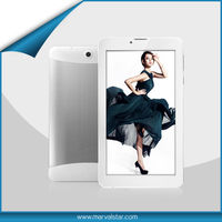 Smart phone 7 inch mtk8312 dual core Android 4.2 1GB+8GB 1024*600pixel IPS Panel 3G GPS Bluetooth with CE
