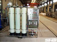 0.5T/H pure water making machine, household mini pure water factory