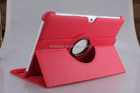 For Samsung Galaxy P7500 P7510 Rotating Leather Case