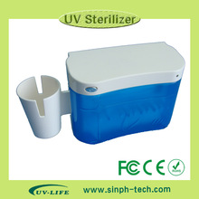 Household UV Toothbrush Sanitizer