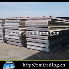 hot sale 980 roof panel 950 wall panel sandwich panel press