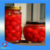 Syrup Canned cherry fresh red cherry in tin for sale