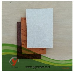 High Quality Magnesium Oxide Fire resistance Board Color Red