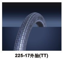 motorcycle Tubeless tire 225-17 high quality reasonable price