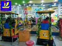China small kids toy excavator, high quality kids excavator