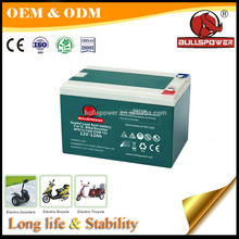 Better consistency mobility scooter 48v 12ah batteries for electric scooter