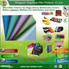 Dongguan Factory Direct Sale/100% ipad cover microfiber backing fabric/Microfiber fabric Series0.3-3.5mm