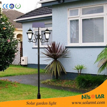 Factory price CE ROHS TUV certified led solar garden light