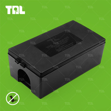 Black Rat Control Device Rodent Bait Station Efficient Rodent Bait Trap(TLRBS0108)