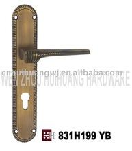 831H199 YB door handle lock manufacturers