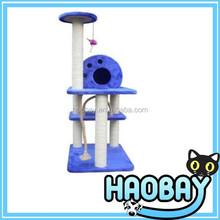 China Wholesale Multi layers cat playing tree fit EU standard Pet toys