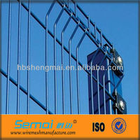 Hot sale curved metal mesh fence(Anping factory)