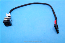 laptop dc jack for Dell OEM Precision M6600 Laptop P3 with cable