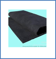 factory supply Activated carbon fiber fabric activated carbon foam good quality Activated carbon fiber fabric how to make filte