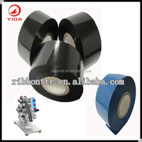 Best price hot selling hean Yida FC3 black exp/lot/date number printing 25mm*122m high quality coding foils