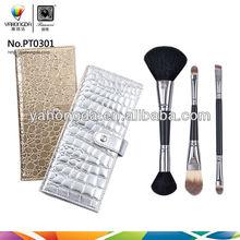 skin lightening travel shaving kit brush private label
