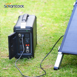High Quality 400W Portable Solar Power Kits for Camping