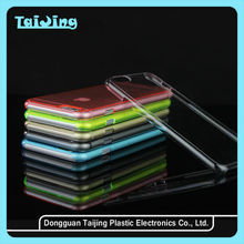 Transparent PC Cell Phone Case Wholesale for iPhone 6 6 Plus Cover Case