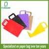 Design branded unique golf gift paper bag