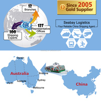 Cheap DDP/DDU Guangzhou to Australia