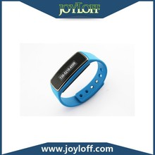 Calling ID show wristband activity tracker