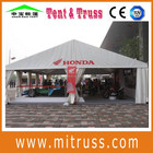 Tenda de alumínio para uso salão de exposição 20 projeto tenda