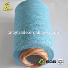 hilados de algodón cono producto de la fábrica de hilados de tejer proveedor Wenzhou