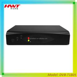 Professional Manufacturer of Digital DVB-T Set Top Box (Model: 1805)