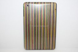 Real Natural Solid Wood Fashion Wooden Bamboo Case for iPad Mini Hard Case OEM Welcome