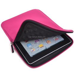 Portable Handle Carrying Portfolio Neoprene Sleeve Case Bag for iPad Pro