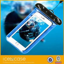 2015 New unbreakable waterproof cell phone case,Waterproof to a depth of 20m