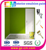 Cheap Construction Paint Waterproof Moisture Proof interior and exterior Wall Paint