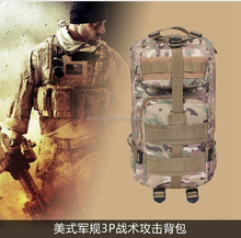 Multicam 3p transport backpack tactical gear for military hiking 30L