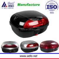 35L PP Rear Luggage Box of Motorbike Motorcycle Tail Box wholesale Motorcycle Tail Box/ Tail Case/Bicycle Rear Box hot sell
