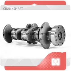 Auto diesel engine spare parts crankshaft for Cummins engine 2.8L