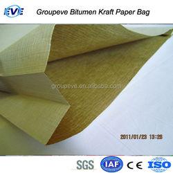 Composit Packag Paper Hot Oxidized Asphalt Kraft Paper Bag