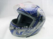 motorcycle flip up helmet