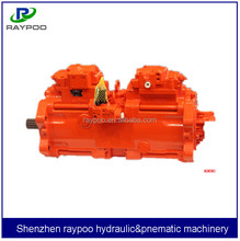 Chine hyundai pelle hydraulique pompe K3V112DT