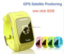 New Bluetooth Children GPS Watch/Kids GPS Watch Phone With Remote Voice Monitoring Function