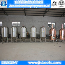 3BBL beer processing line,turnkey beer brewing equipment