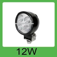 12V Y8 12W Auto Led Work Light