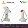 alarm mobile security display stand metal phone holder