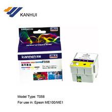 Compatible T058 Cartucho de tinta para Epson Stylus ME100/ME1
