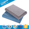 Sound proof foam panel cubicle ceiling/wall insulation material