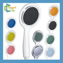 fashionable multicolour multiple colors popular multicolour vogue ABS plastic colorful RGM colours plastic shower to basin